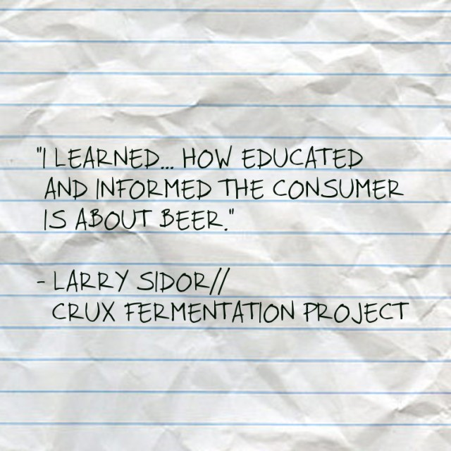 Larry Sidor Quote