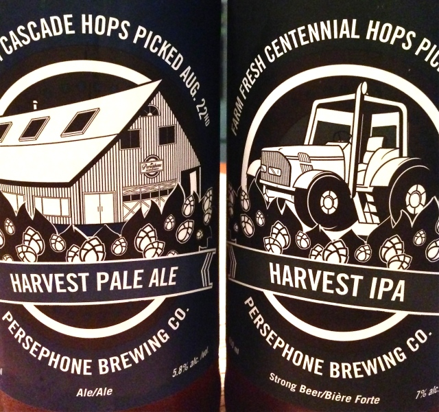 Persephone // Harvest Pale Ale & IPA