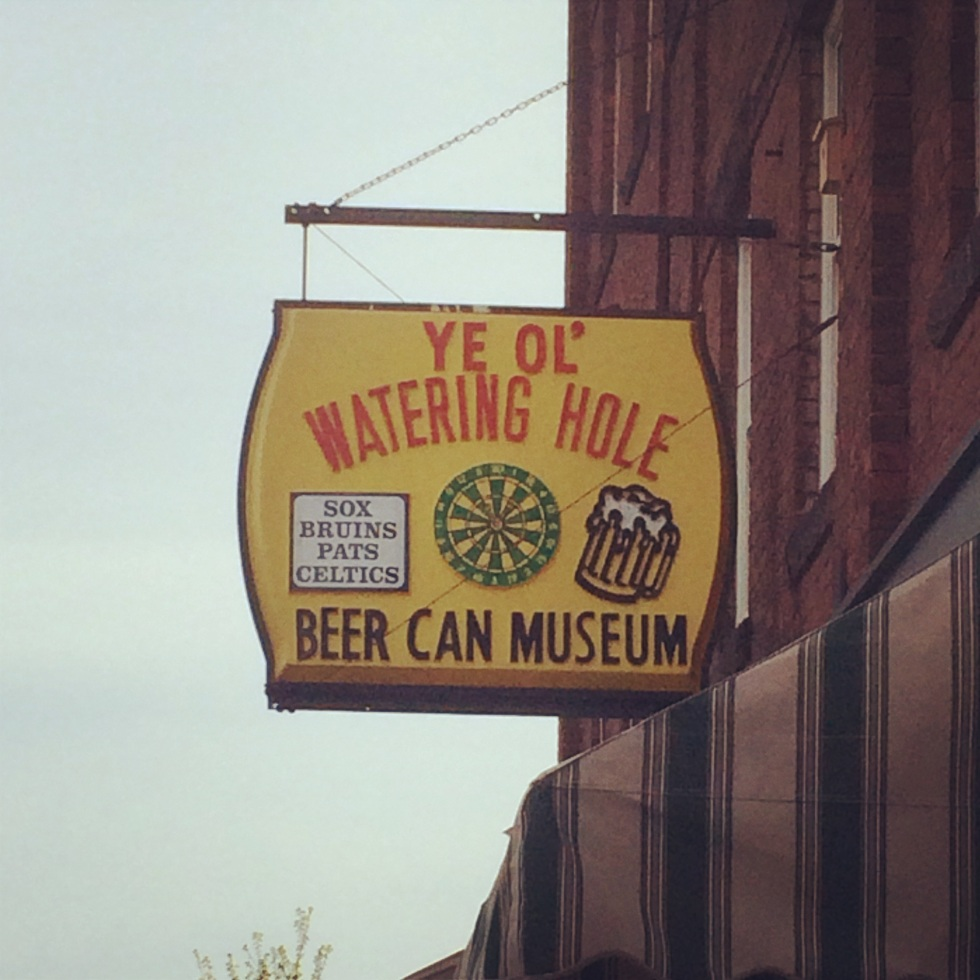 Ye Ol' Watering Hole & Beer Can Museum