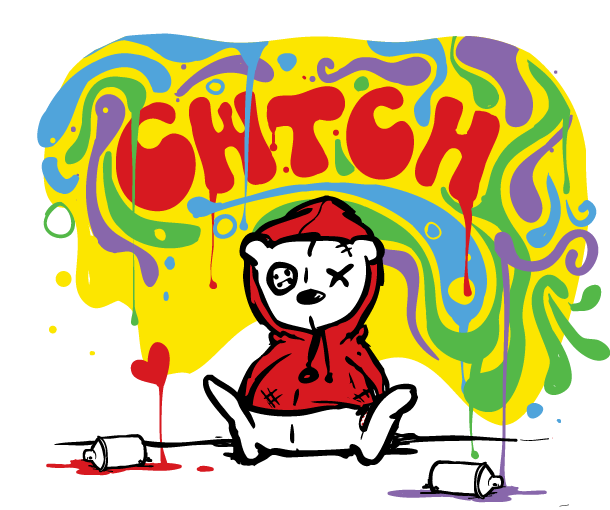 Tiny Rebel // Cwtch