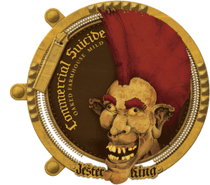 Jester King // Commercial Suicide label
