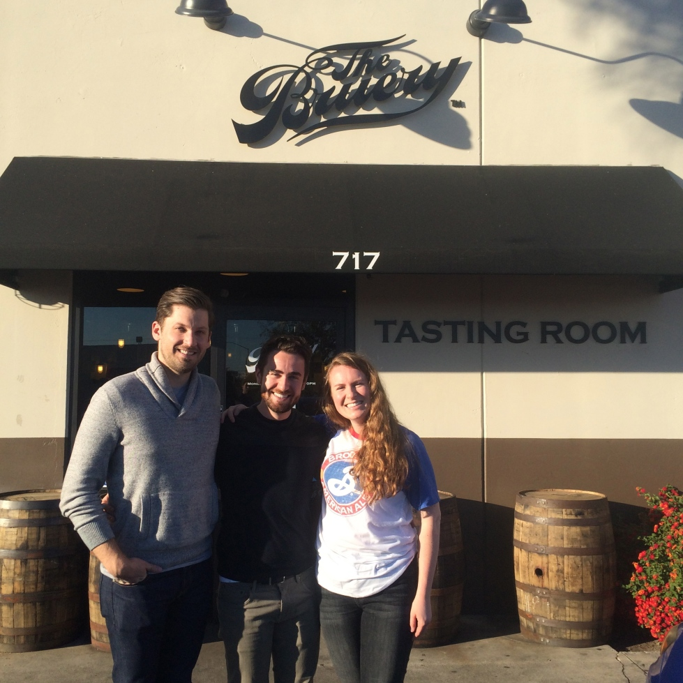 Visiting The Bruery Tasting Room