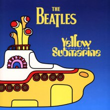 Beatles Yellow Submarine Album Cover
