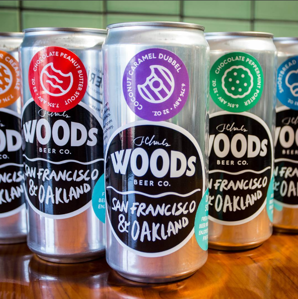 Woods Cookie Beers