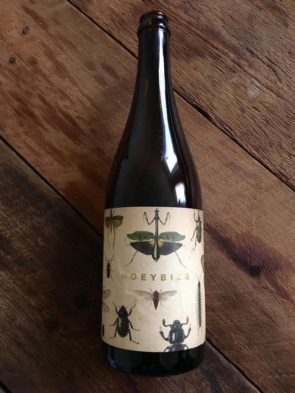 Hoeybier bottle