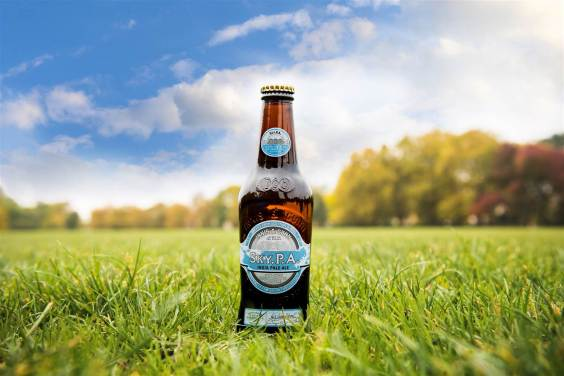 Innis & Gunn // Sky.P.A. Bottle