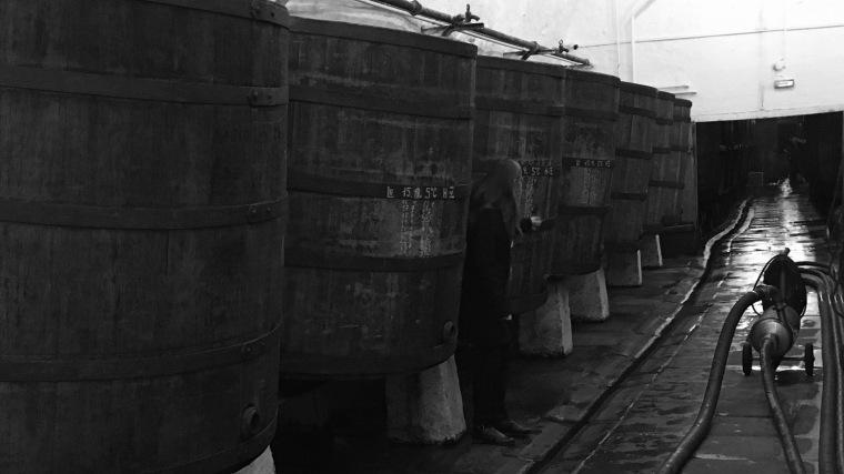 Pilsner Urquell historical fermentation