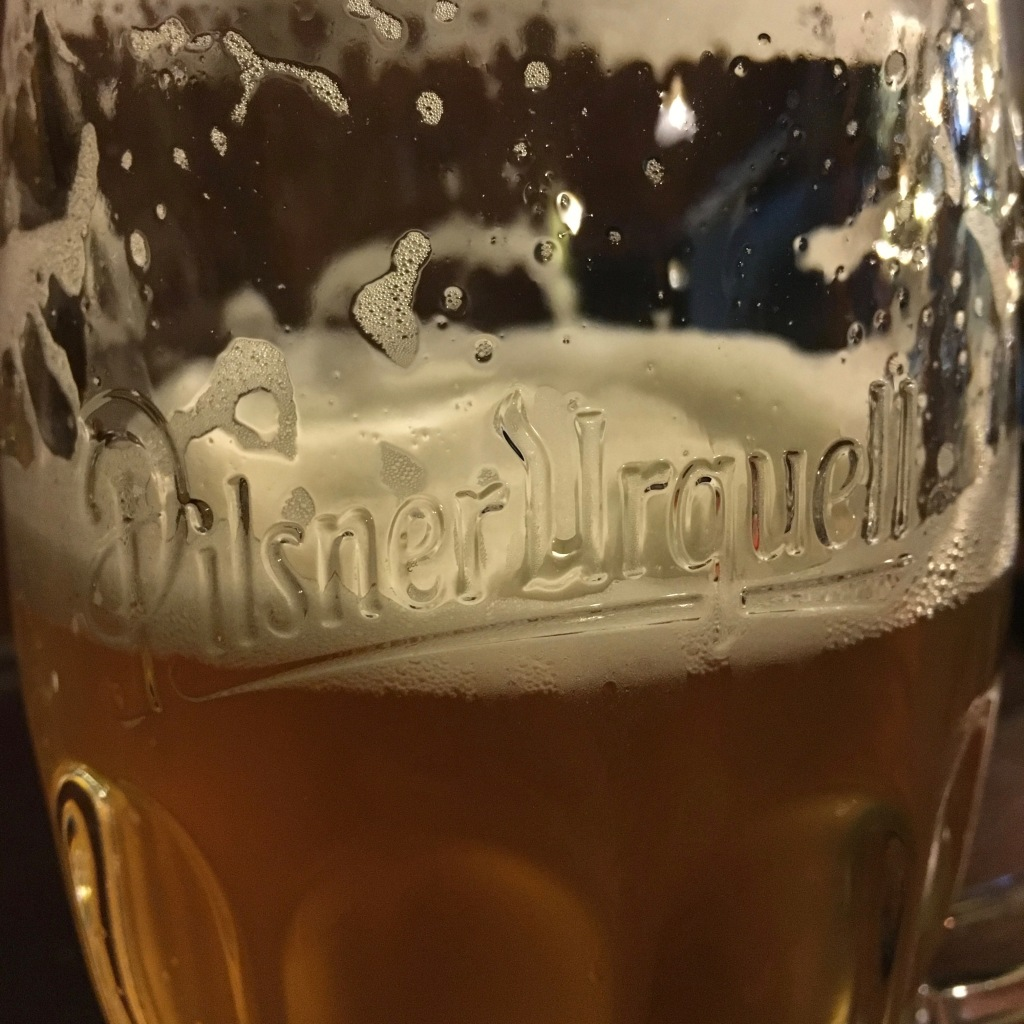 Unfiltered Pilsner Urquell