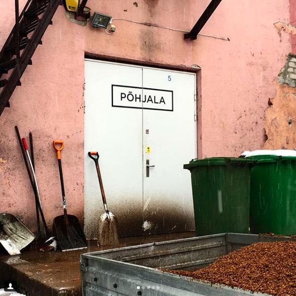 Pohjala Brewery, Estonia