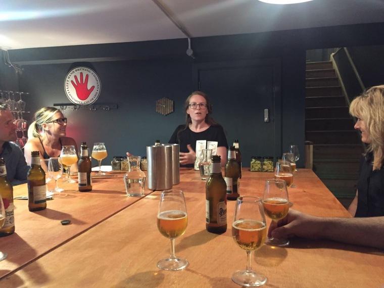 First tutored tasting_Aug 2017