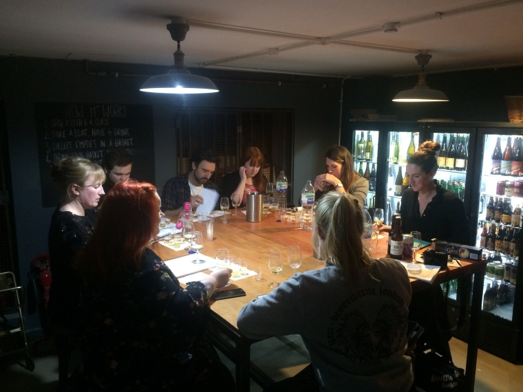 Off flavours training_Nov 2017